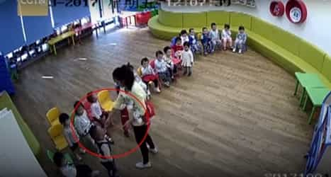 Child Abuse at Preschool: Teacher Allegedly Rubs Wasabi on Tot's Face