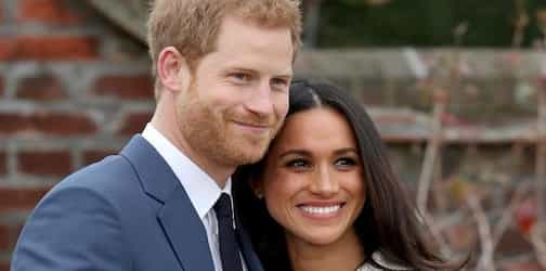 Royal IT couple Prince Harry and Meghan Markle announce wedding date and we're so excited!