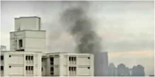 Fire in HDB flat at Toa Payoh, 70 residents evacuated
