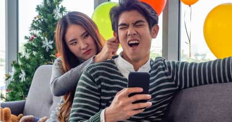 Nagging is Good for Your Husband's Health, Says Study