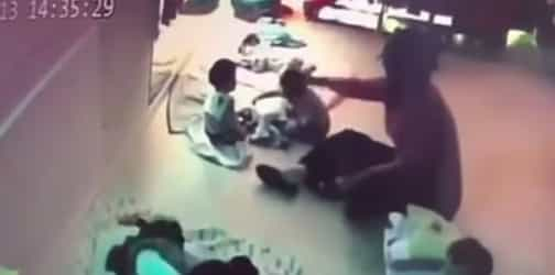 Abuse of 8-month-old girl stresses importance of daycare safety