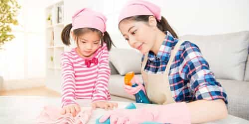 Being Super Clean May Cause Leukemia in Children, Says Scientific Review