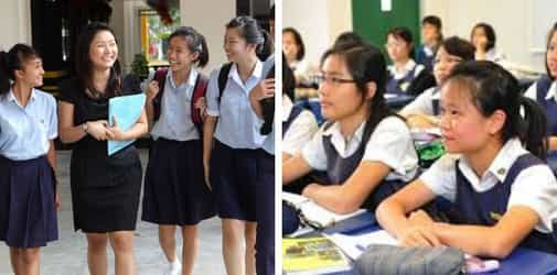 Top Secondary Schools In Singapore 2020 Based On PSLE COP 2019!
