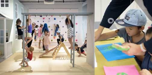 Club Coco Nut, edutainment centre for kids and co-working space launches in Tanglin Mall