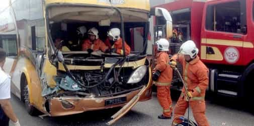 Mother who died in Malaysian bus crash was celebrating her wedding anniversary
