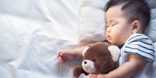 Common Bad Sleeping Habits For Babies And How To Prevent Them