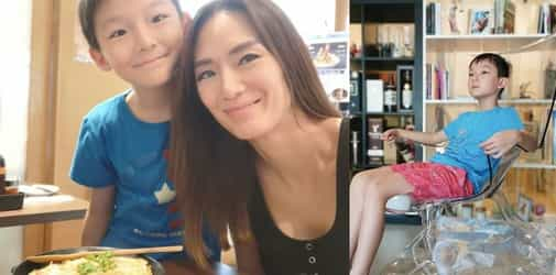 Jacelyn Tay Shocked That Son Asks To Be Caned Over Nothing