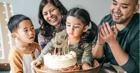 How To Make Your Child's Birthday Party Magical Even At Home