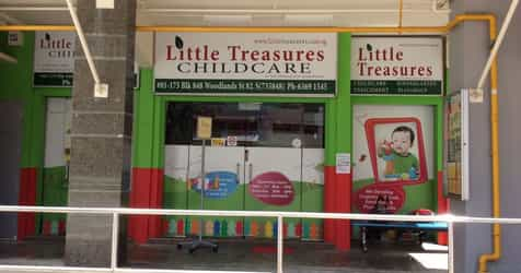 Little Treasures Childcare at Woodlands Closed Until 21 April After Child Tests Positive For COVID-19