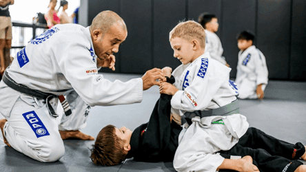 Want To Raise Independent Kids? Here's How Martial Arts Can Help