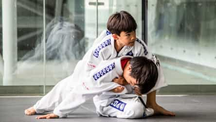Here's How Martial Arts Teaches Children The Importance Of Self-Control
