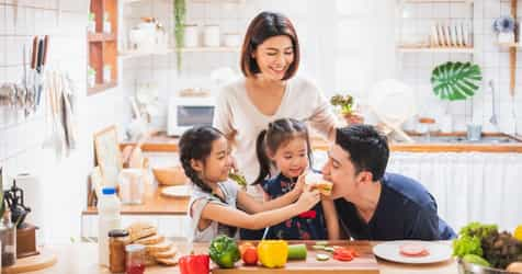 Your Child's Health Is The Greatest Wealth – Don't Compromise On It