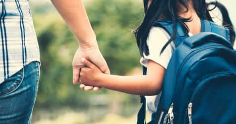 How To Ease Your Child's Back-to-school Anxiety Post COVID-19