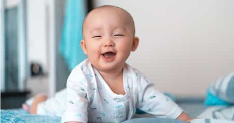 Strengthen Your Baby's Neck Muscles to Build Head Control