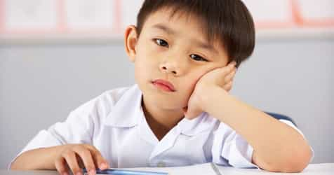 Children Having Conflicts In Kindergarten Can Make Them Lose Interest In Reading And Math