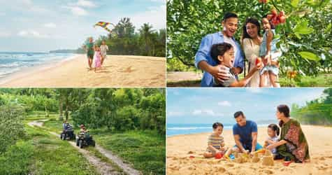 Family Holiday Guide: The Ultimate Travel Itinerary for a Trip to Desaru Coast
