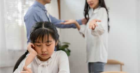 Challenging Your Partner's Harsh Parenting Could Benefit The Children