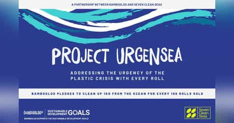 The Nurturing Co Partners With Seven Clean Seas On Project Urgensea To Tackle The Plastic Crisis