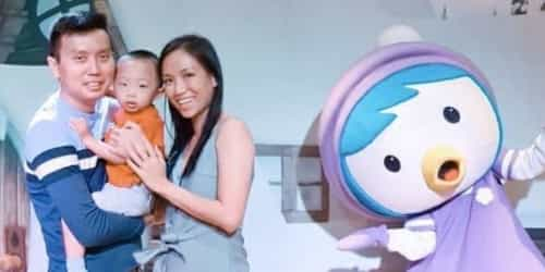 Against All Odds: Huiling Huang Shares Her Inspiring Journey To Becoming A Mum