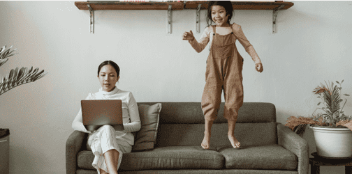 5 Parenting Life Hacks To Avoid Distractions From Kids During Work From Home