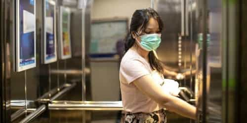 Can Coronavirus Spread From Lifts And Food Delivery Personnel? Find Out Here