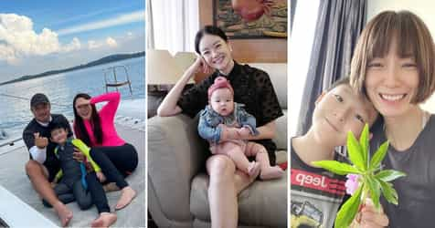 How These 7 Celeb Mums Celebrated Mother's Day In Singapore