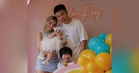 'I Have No Life Now': Naomi Neo Gets Real About What It's Like To Be A Mum Of 2 At 25
