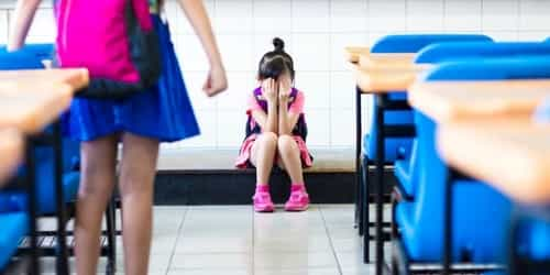 After 4-year-old Preschooler Badly Bullied In School, Mum Asks For Help