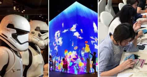 What To Do At ArtScience Museum During June School Holidays