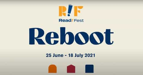 Read! Fest 2021 Returns With New Programmes, Books And Interactive Literary Trails