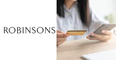 Robinsons Singapore Relaunches As An Online Department Store