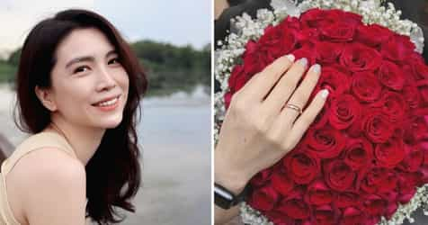Sora Ma Reveals She's Getting Married, Fiance's Not From Showbiz