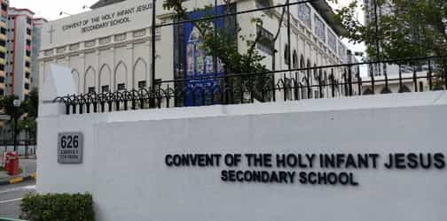 CHIJ Secondary School (Toa Payoh) Moves To HBL After Student Tests Positive