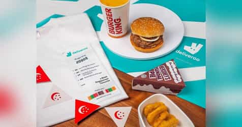Profess Your Love For The Iconic Rendang Beef Burger With Deliveroo And BURGER KING®'s Exclusive National Day Tee