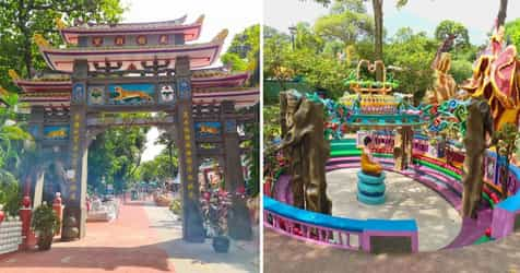 Haw Par Villa Reopens With Restored Sculptures And Fully Air-Conditioned Ten Courts Of Hell