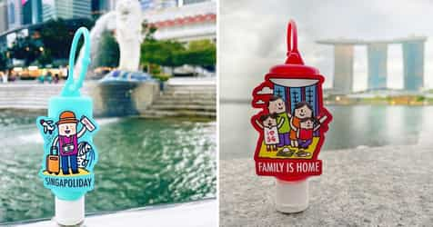 Lifebuoy Unveils Its 2021 National Day Themed Hand Sanitiser Assortments In Collaboration With The Singaporean Dream