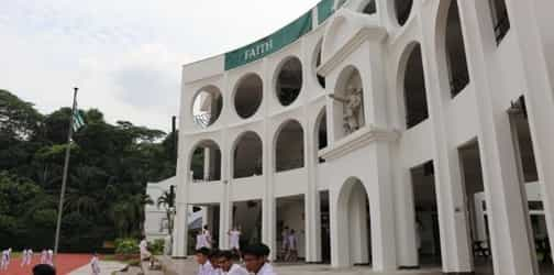 St Joseph Institution's Student Falls From Height In School, Rushed To Hospital