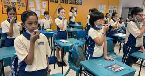 Singapore Phase 2 (Heightened Alert): Tightened Safety Measures For All Schools And Institutes Of Higher Learning