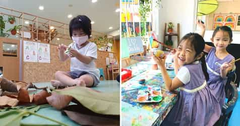 Top 10 Most Highly Rated Preschools In East Singapore