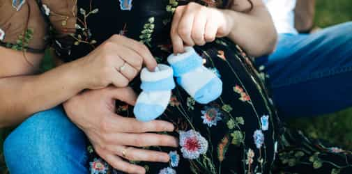 Study reveals that early pregnancy weight gain impacts baby's size