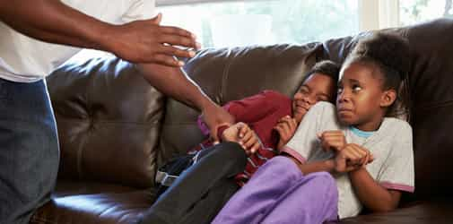 The effects of corporal punishment on your child