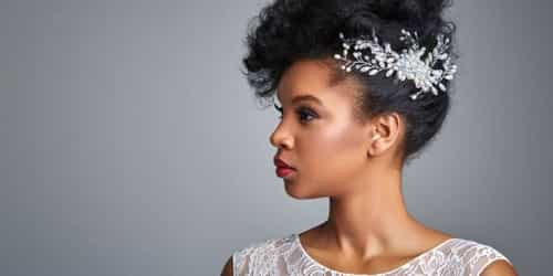 Nigerian brides hairstyles: Which one would you pick?