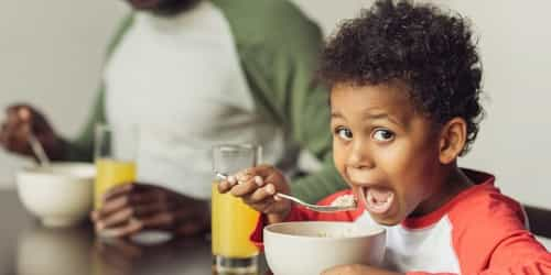 Eighty Percent Of Parents Overfeed Their Children, Says Study