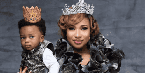 Photos: Nollywood Mums, Their Kids And All The Juicy Details About Them