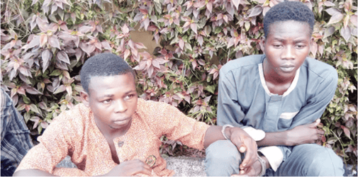 Security guards blame Tramadol after killing boss, daughter in Ondo