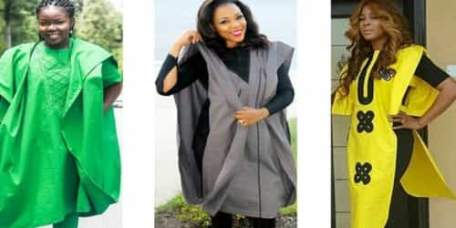Female Agbada Styles: A Must-Have For You If You're A Fashionable Mom