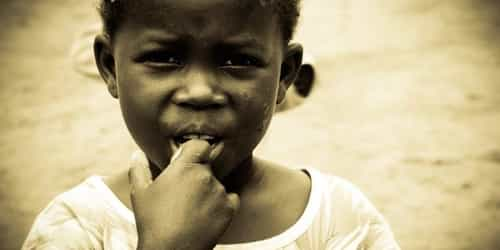 Hunger is the leading cause of child deaths in Africa, report says