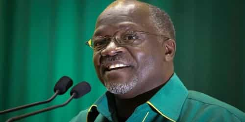 Tanzania's president Magufuli says women should free their ovaries and have more children