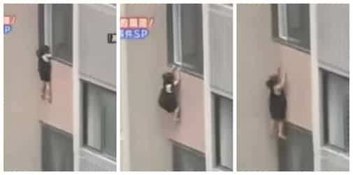 Little girl plunges to her death from building in another tragic high-rise incident