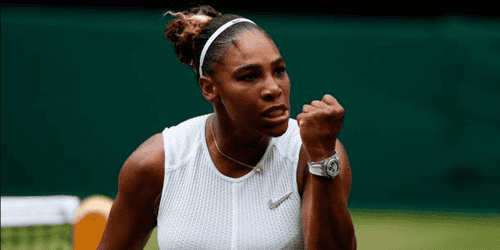 Serena Williams Has A Message For Everyone Who Wants Her To Shut Up And Play